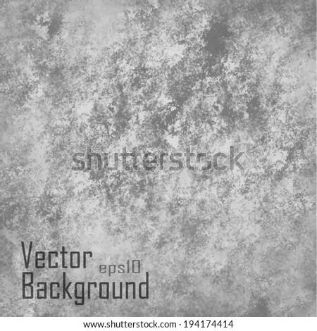 Grunge vector seamless texture. Seamless pattern. Retro texture. - stock vector