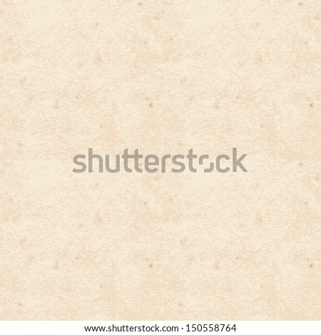 Grunge vintage old paper texture. Brown seamless background