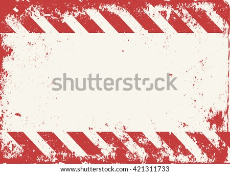 Under Construction Tape Background Danger Tape Stock Imag...