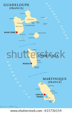 Guadeloupe Island Stock Images, Royalty-Free Images & Vectors ...