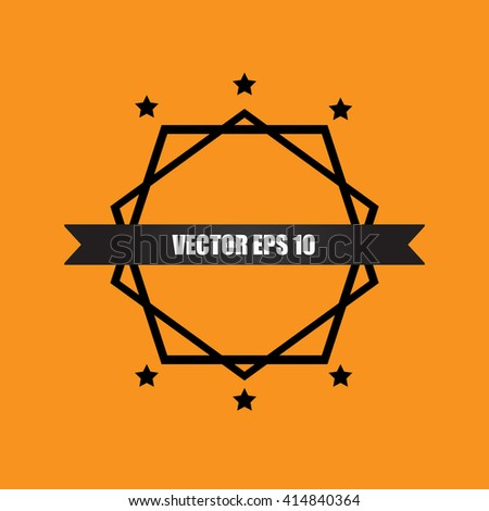Guarantee vector sign Premium Quality and Guarantee Labels retro vintage style design.  - stock vector