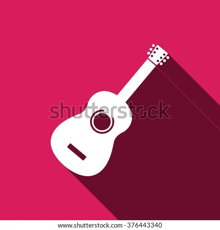 Guitar icon, Guitar icon eps10, Guitar icon vector, Guitar icon eps, Guitar icon jpg, Guitar icon picture, Guitar icon flat, Guitar icon app, Guitar icon web, Guitar icon art, Guitar icon, Guitar icon - stock vector