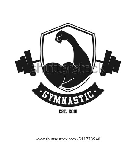 gym logo fitness logo stock vector 511774024 shutterstock