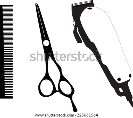 Hair Clipper Stock Photos Images Amp Pictures Shutterstock