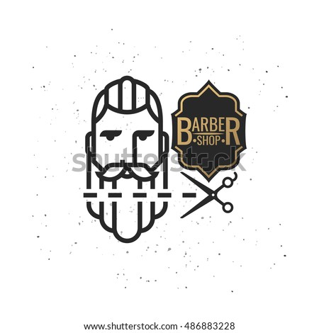 Barber Terminology : Bearded Stock Photos, Royalty-Free Images & Vectors - Shutterstock