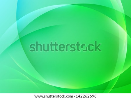 Halftone bright green transparent background. Vector illustration - stock vector