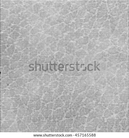 Halftone dots vector texture background