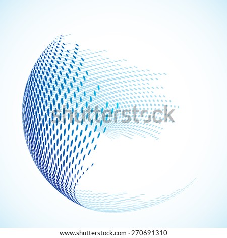 Halftone Square Vector Equalizer . Abstract Music Wave Sound Background . Black and White Musical Bar Showing Volume . Design Element , Music Logo , Icon You Can use in Club, Radio, Concert , Party. - stock vector