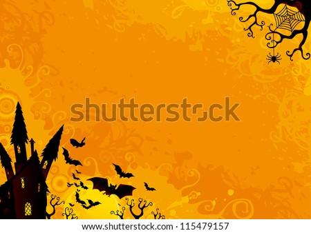 Halloween Background Stock Images RoyaltyFree Images Vectors