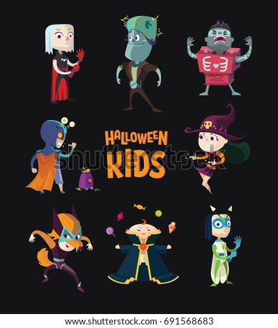 Halloween Monster Stock Images, Royalty-Free Images & Vectors ...