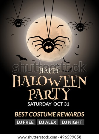 Halloween Poster Stock Images, Royalty-Free Images ...
