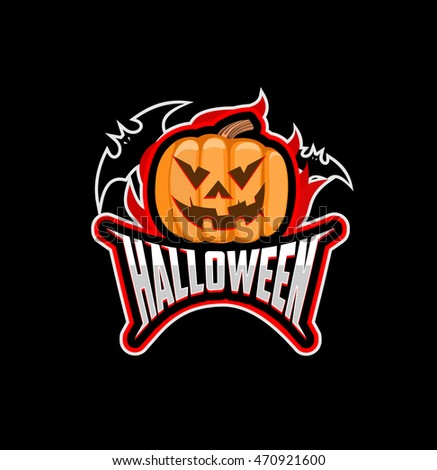 Halloween Logo Stock Images, Royalty-Free Images & Vectors ...