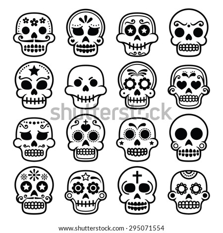 Sugar Skull Stock Images Royalty Free Images amp Vectors