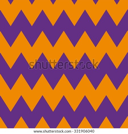 Halloween Pattern Vector Template