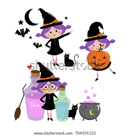 Witch Stock Images RoyaltyFree Images Vectors Shutterstock