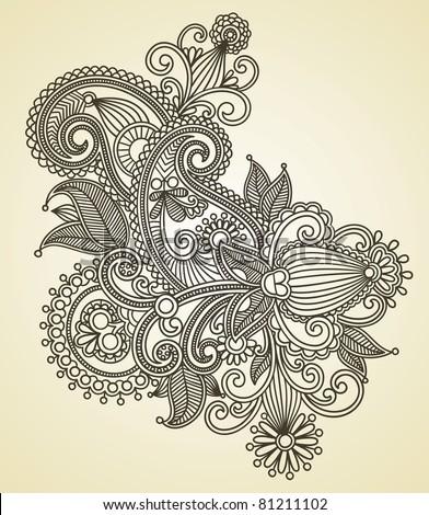 Line Art Drawings Design