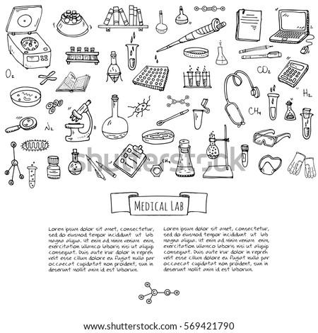 Lab Medical Symbol Diagram Wire Data Schema
