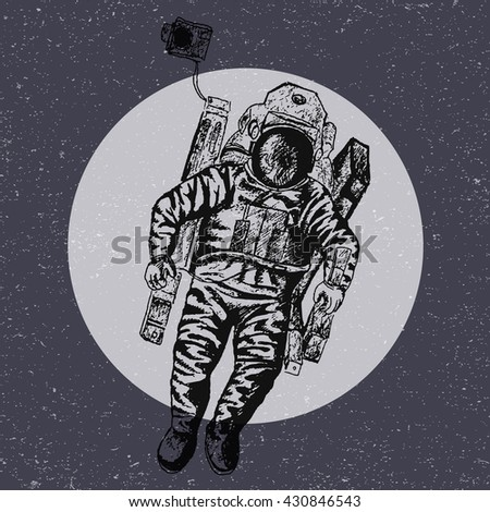 Skull-astronaut Stock Images, Royalty-Free Images ...