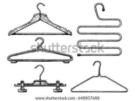 Clothes Hanger Stock Images, Royalty-Free Images & Vectors ...
