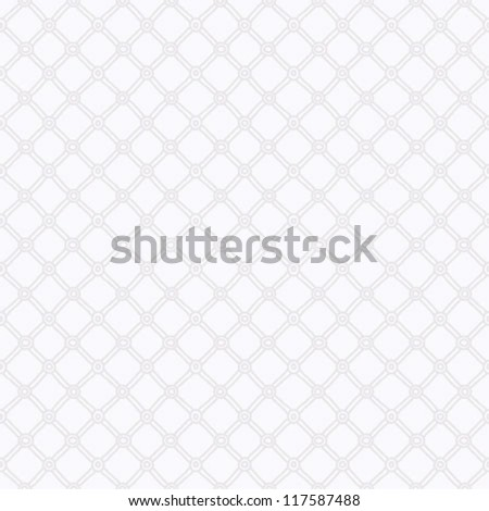 hand drawn linear simple and elegant tartan Scottish ethnic pattern with barely visible grey-silver lines, website background or holiday wrapping paper or wedding invitation background seamless vector - stock vector