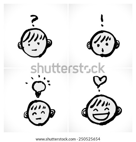 Hand drawn object sketch - vector illustration  - stock vector