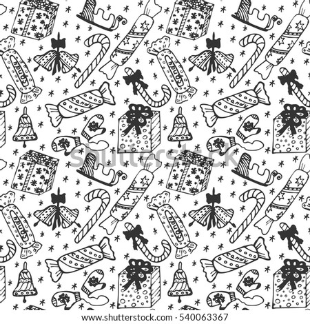 Hand drawn rooster seamless pattern, symbol of 2017 on the Chinese calendar. Cock vector zentangle bacground for wrapping paper, web pages, wallpapers, textile