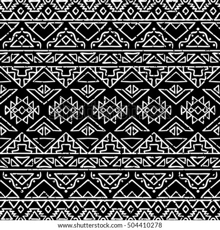 aztec design wallpaper black and white wwwpixsharkcom