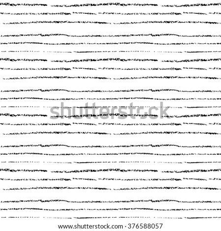 Hand drawn striped pattern, abstract seamless background, for wrapping, wallpaper