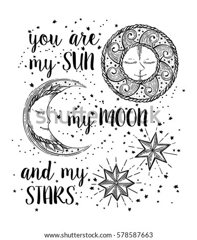 sun and moon coloring pages - sun tattoo stock images royalty free images vectors