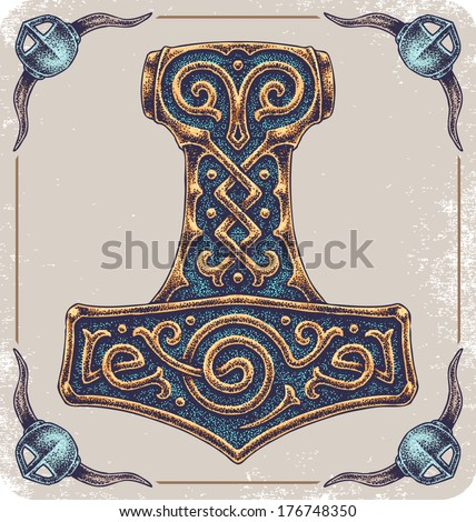 thors hammer stock images royalty free images vectors shutterstock. Black Bedroom Furniture Sets. Home Design Ideas