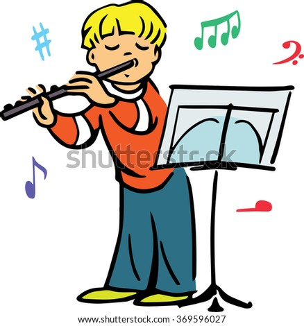 Flute Instrument Stock Images, Royalty-Free Images ...
