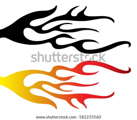 Car Flames Stock Images, Royalty-Free Images & Vectors | Shutterstock