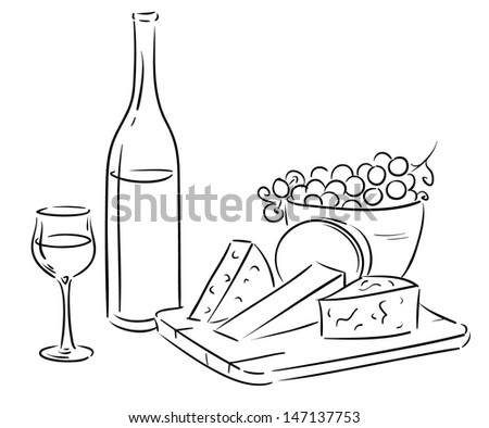 Wine And Cheese Stock Images, Royalty-Free Images & Vectors ...