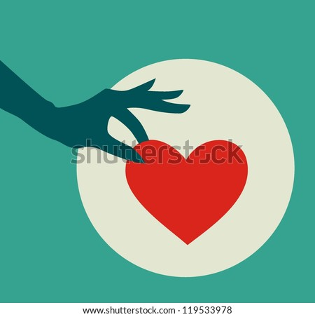 Giving Hands Stock Vectors & Vector Clip Art | Shutterstock
