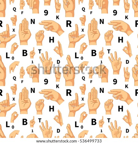 how to learn hand language