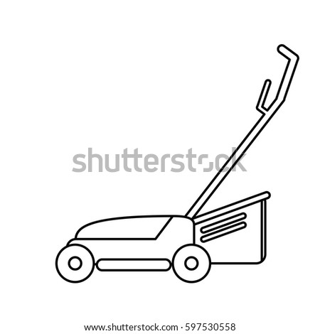 Lawn Mower Vector Stock Images, Royalty-Free Images & Vectors ...