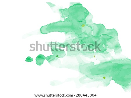 Hand painted traced background.Vector illustration