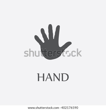 Hand paw. Hand paw vector. Hand paw simple. Hand paw app. Hand paw web. Hand paw logo. Hand paw sign. Hand paw ui. Hand paw black. Hand paw eps. Hand paw art. Hand paw draw. Hand paw paint. Hand paw. - stock vector