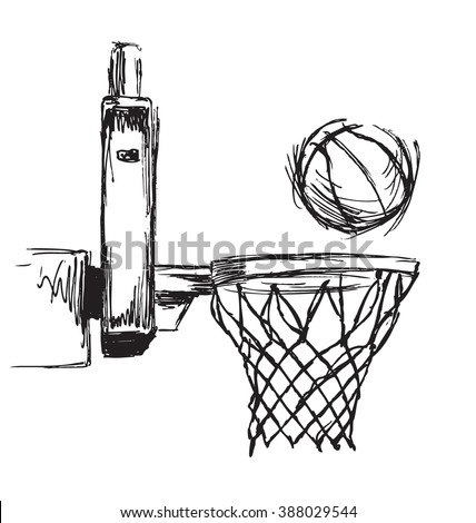Basketball Net Stock Images Royalty-Free Images U0026 Vectors | Shutterstock