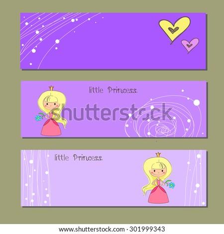 Beautiful Princess Invitations