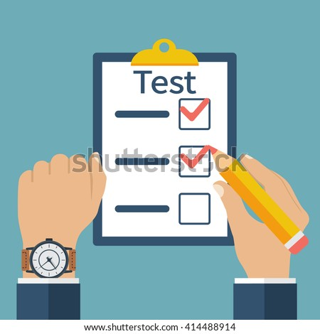 Test Evaluation Stock Images, Royalty-Free Images & Vectors ...