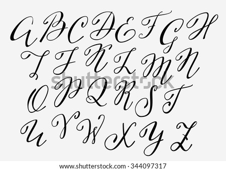 Cursive Stock Photos Royalty Free Images Vectors