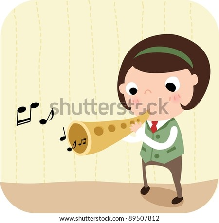 Happy Academic Life - stock vector