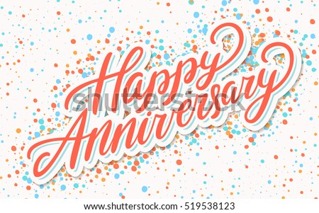 Happy Anniversary Stock Images, Royalty-Free Images ...