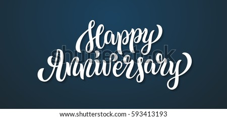 Years anniversary banner forty five royalty free vector