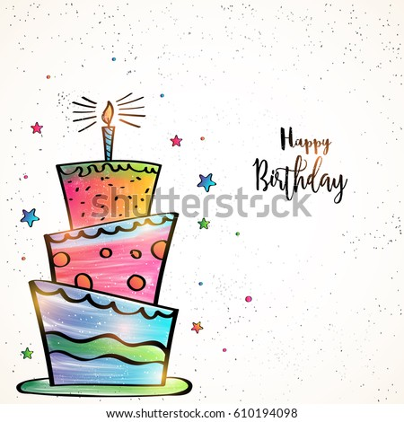 Birthday Wishes Images RoyaltyFree Images Vectors – Birthday Greetings Designs