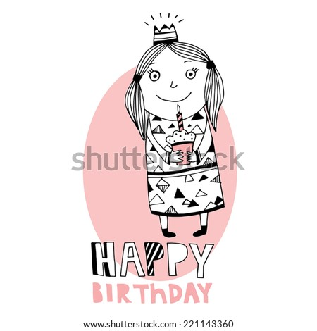Happy Birthday Card Images RoyaltyFree Images Vectors – Happy Birthday Text Card