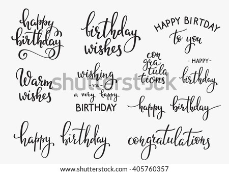 Birthday Wishes Stock Images Royalty Free Images