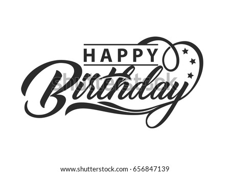 Stock vector happy birthday typography vector illustration jpg 450x340 Happy birthday raj logo
