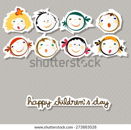 happy children day
